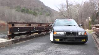 """Salad Shooter"" BMW E36 325is Review"