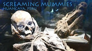 SCREAMING MUMMIES - PERU
