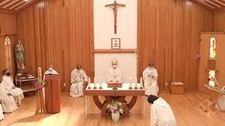수도원 미사 - 부활제6주일미사(전체영상)6th Sunday of Easter 20210509