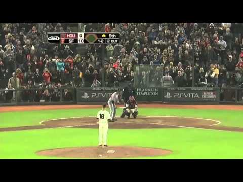Matt Cain - Perfect Game - Every Pitch p2