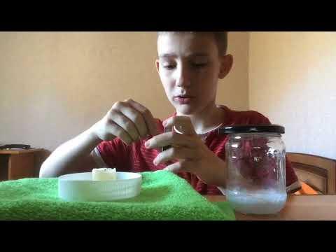 Уксусная кислота+ сода(щёлочь) = ?