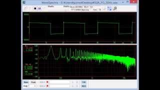 Square Wave Generator / Pulse Width Modulation