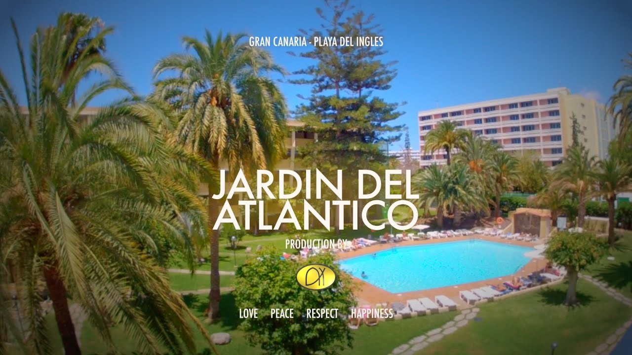 Hotel review jardin del atlantico gran canaria youtube for Aparthotel jardin del atlantico