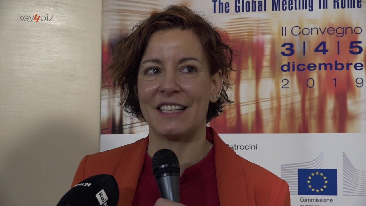 Al 5G Italy, la ministra Paola Pisano: 'Il 5G per connettere il Paese e dare vita a nuovi servi