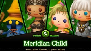 Theatrhythm Final Fantasy: Curtain Call - Seiken Densetsu 3 Meridian Child
