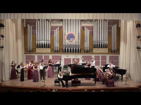 Юные таланты и большие оркестры