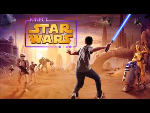 Star Wars Kinect Soundtrack - I'm Han Solo [Clear Version]