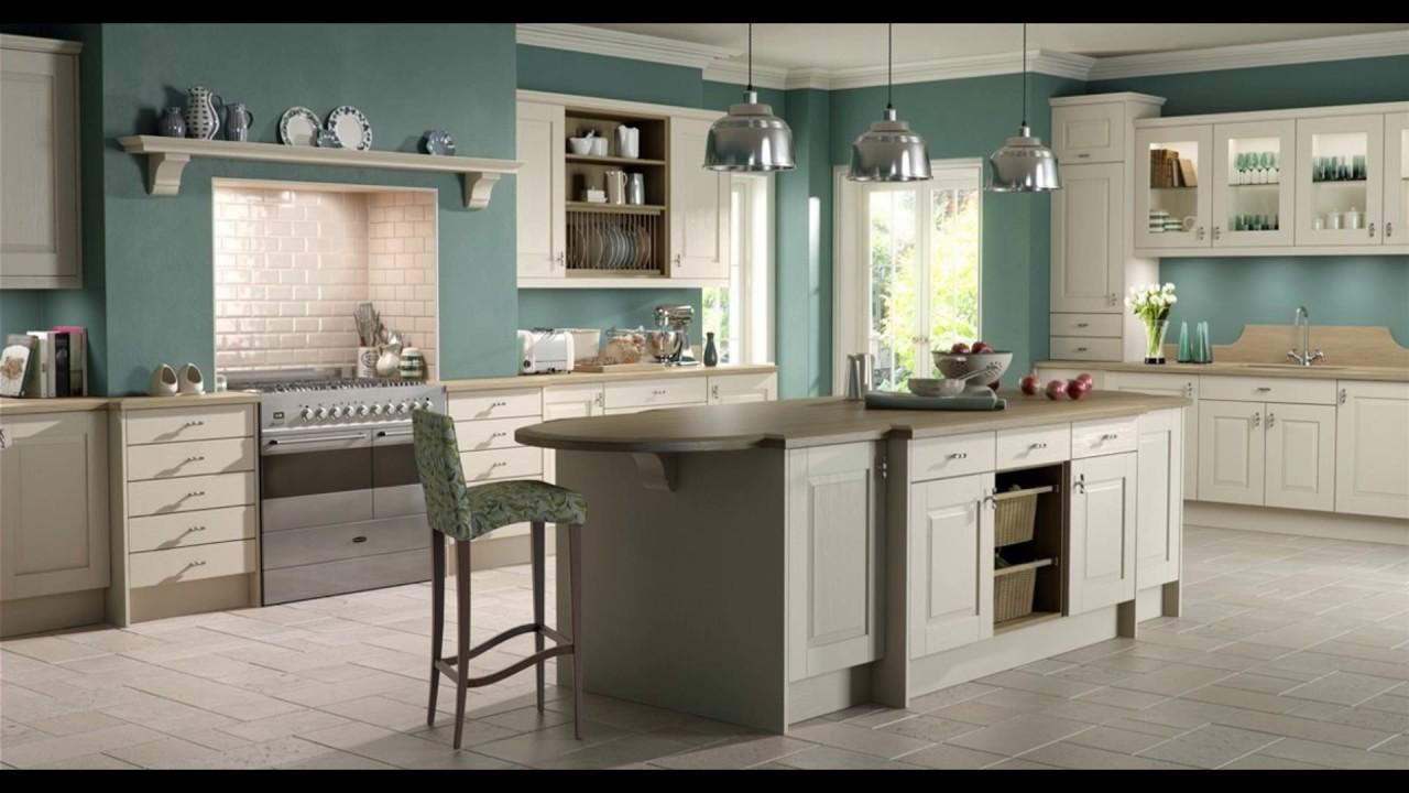 Kitchen Design Ideas 2016 kitchen interior decoration 2016 || kitchen cabinets || kitchen