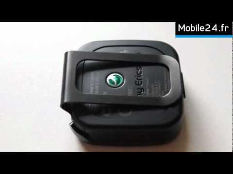 Display Bluetooth Sony Ericsson LiveView