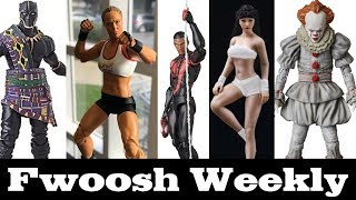 Weekly! Ep91: WWE, Power Rangers, Pennywise, Spider-Man, TMNT, Avengers, Harry Potter and more!