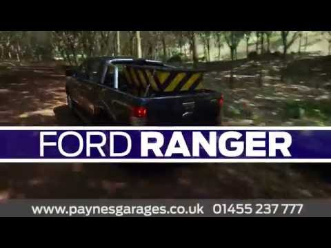 The Ford Ranger - now with 0% APR Finance