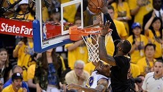 Top 5 Plays from Game 7 of the 2016 NBA Finals!