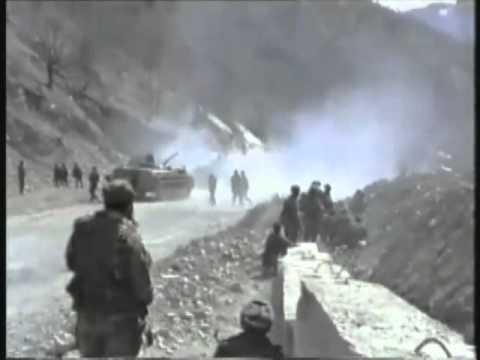 Как Азербайджанцы воевали против Армян