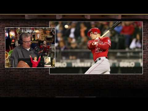 Dan Patrick on Mike Trout: Not a Superstar... Yet (5/22/17)