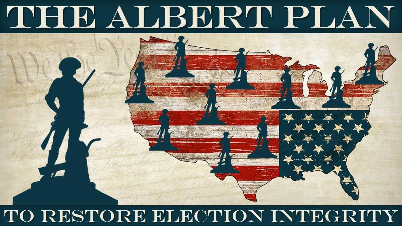 What Federal Election Day would look like if The Albert Plan is implemented.