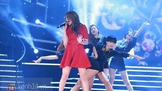 [Live] I will show you - Ailee (Chung kết Ngôi sao Việt 2014)