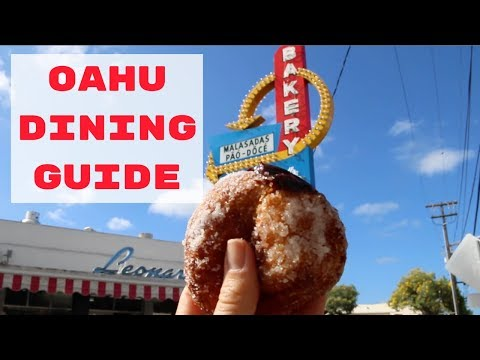 Where to Eat on Oahu