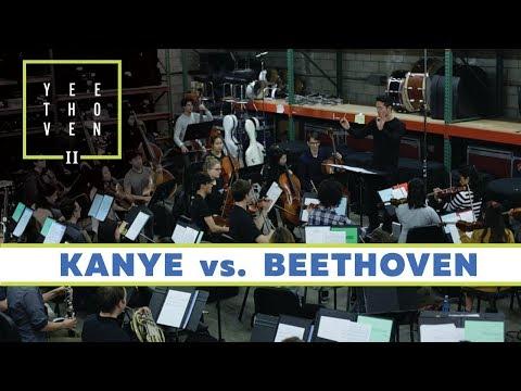 Kanye vs. Beethoven - YEETHOVEN II (cultural commentary)