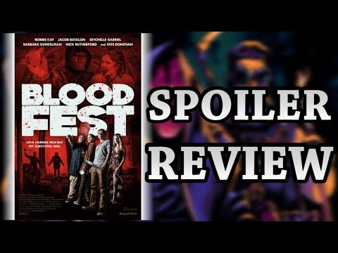 BloodFest Spoiler Review - EruptionFang streaming vf