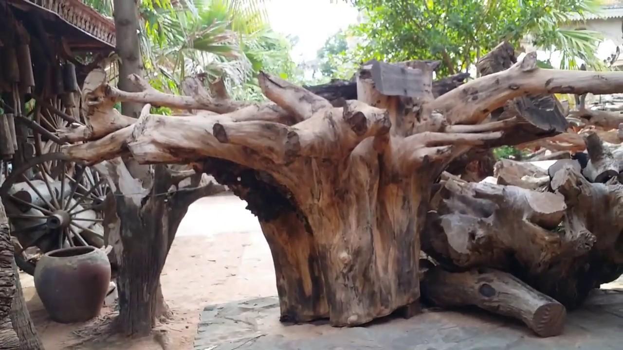 Fresh art root wood hammock swing amazing - YouTube QV77