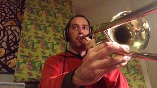 Wogan Theme (trombone cover)