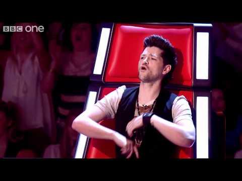 David Julien Vs John James Newman: 'Dakota' - The Voice UK - Battles 2 - BBC One