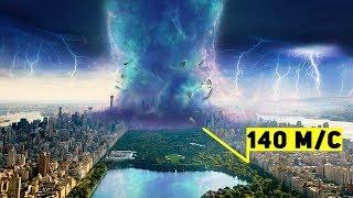 Что произойдет, если у нас 10 секунд будет такая же погода, как на Юпитере
