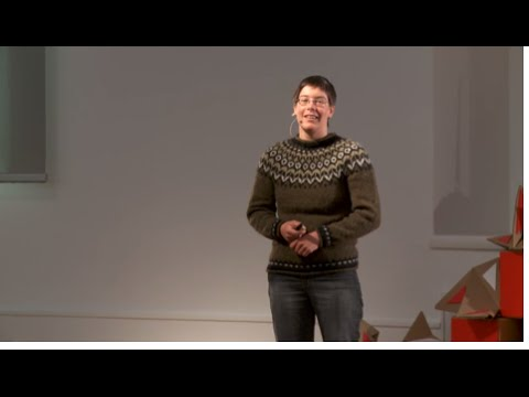 The magic of the Arctic and the reality of climate change | Kerstin Langenberger | TEDxDundee