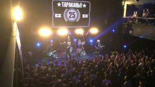 Тараканы  feat. Блондинка КсЮ - 5 слов