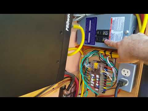Cargo Conversion - Electrical Part 1