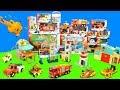 Feuerwehrmann Sam: Alle Feuerwehrstationen & Spielzeug Feuerwehrautos der Pontypandy Feuerwehr