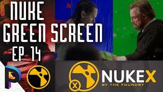 GREEN SCREEN vs BLUE SCREEN KEYING in Nuke X - NUKE KEYING Basic Fundamentals - EP 14 [HINDI]