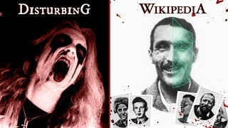 7 Deeply Disturbing Wikipedia Pages