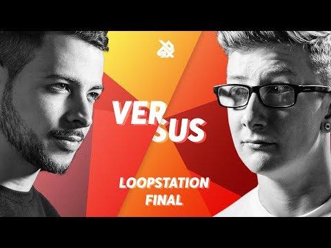 BEATNESS Vs BALANCE  |  Grand Beatbox LOOPSTATION Battle 2018  |  FINAL