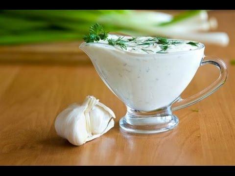 грузинский белый соус рецепт