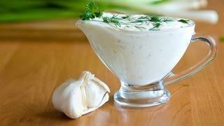 Белый соус. Рецепт