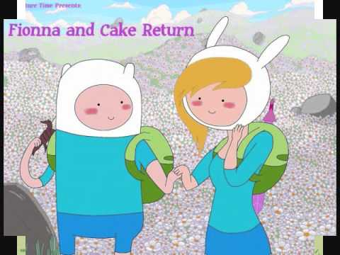 adventure time finn,jake,fionna and cake Travel Video