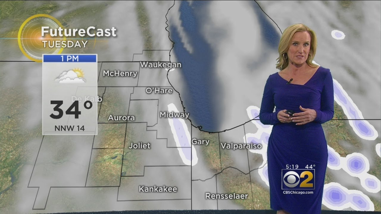 CBS 2 Weather Watch (5 p.m. March 12, 2018)