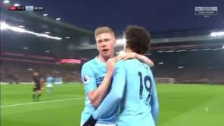 Liverpool vs Man City 4-3 Goals  Highlights