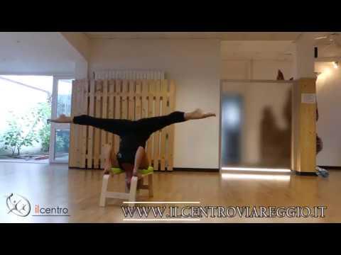 Yoga feet up® con cinzia youtube