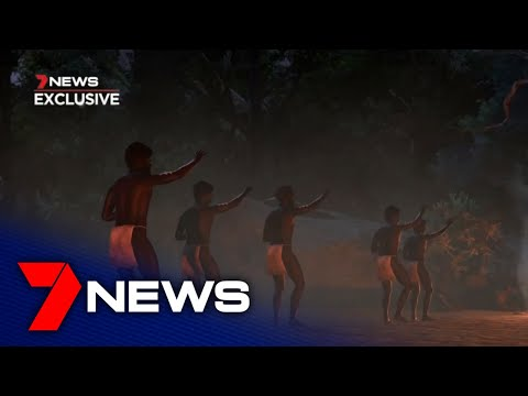 Virtual Time Machine Allows Users To Experience Sydney Before The First Fleet Arrived | 7NEWS