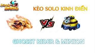 """BangBang: Kèo solo""""chặt cu"""" Ghost Rider tuyên chiến Minion và cái kết"""