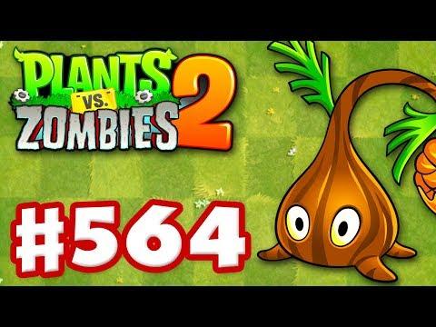 Plants vs. Zombies 2 - Gameplay Walkthrough Part 564 - Sap-Fling Premium Seeds Epic Quest!