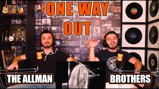 FIRST TIME Reaction To THE ALLMAN BROTHERS BAND - ONE WAY OUT   At Fillmore East 1971