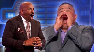 February's TOP 5 moments with Steve Harvey! | Family Feud