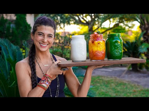 3 Easy Juicing Recipes for Beginners + Complete Nama Juicer Review
