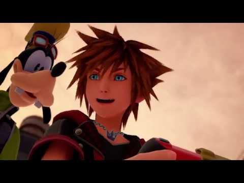 Kingdom Hearts 3: Classic Kingdom Trailer
