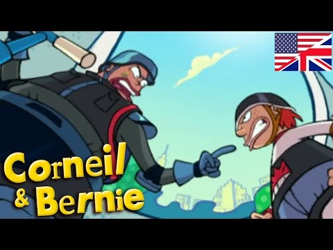 Watch my chops | Corneil & Bernie - Pipe Dreams S01E37 HD