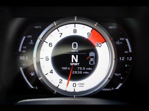 Что такое автомобильный тахометр? Понятие и принцип работы