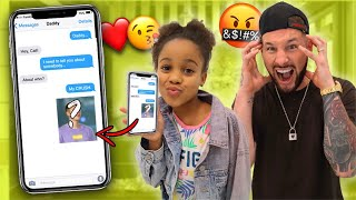 HER SECRET CRUSH IS ACTUALLY REAL 😱💔